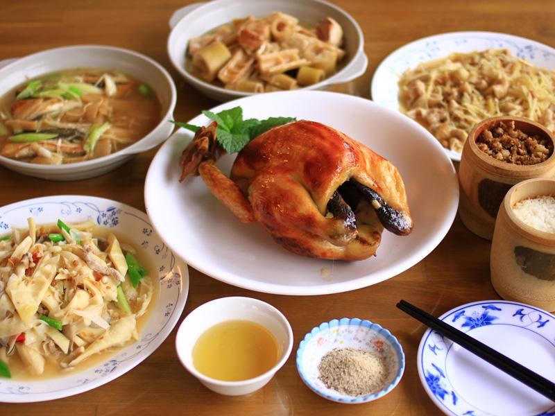 竹山鹿谷美食˙小竹屋餐廳